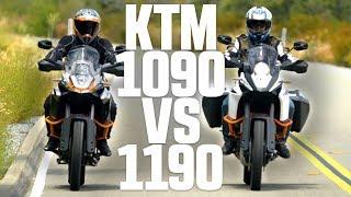 5. KTM 1090 vs 1190 | 4K