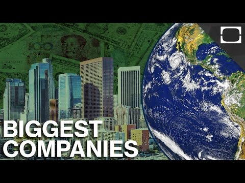 What Are The Biggest Companies In The World?