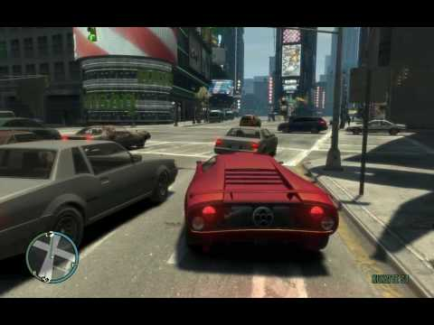 GTA IV - PC Maximum Settings [HD Enabled] 1
