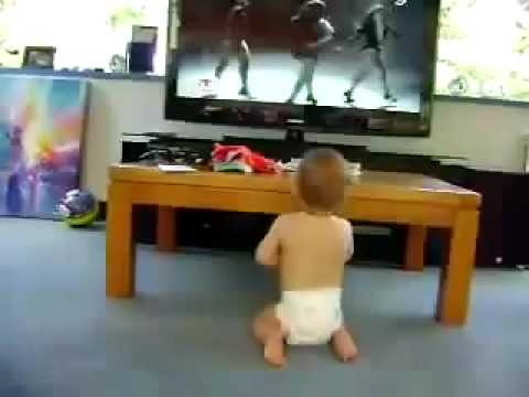 Dancing Baby To Beyonce Video Funny