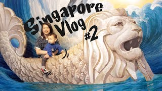 Video BEST PHOTO SPOT and EATING EDIBLE DURIAN SEED [Singapore Vlog # 2] MP3, 3GP, MP4, WEBM, AVI, FLV September 2018