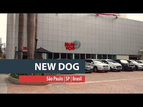 """New Dog: uma """"lanchonete"""" de verdade em SP"""