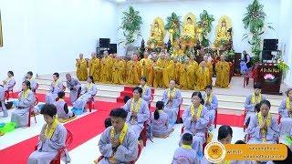 LỄ TRI ÂN BÁO ÂN SƯ TRƯỞNG VÀ SONG THÂN TẠI TỊNH THẤT QUAN ÂM NGÀY 21/7/2018