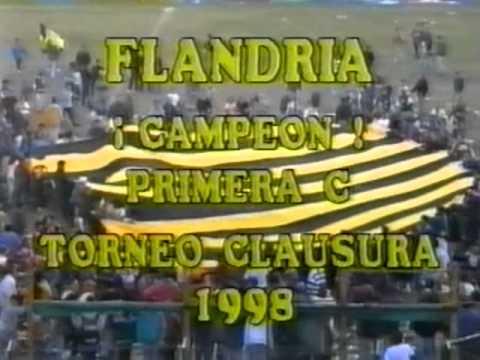 FLANDRIA: LA PELÍCULA DEL INOLVIDABLE ASCENSO A LA B EN 1998 - La Barra de Flandria - Flandria