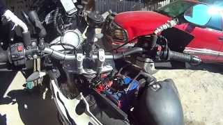 10. How to change air filter BMW G 650 GS