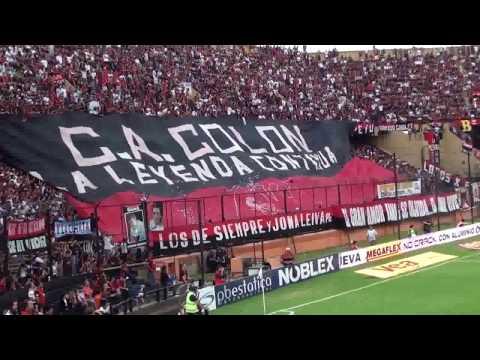 Colon 1 All Boys 0 - Los de Siempre - Colón