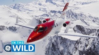 Download Video How HondaJet's Engine Creates a Unique Flying Experience - In The Wild - GE MP3 3GP MP4