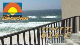 Unit 614-C Summerhouse Panama City Beach Vacation Condo