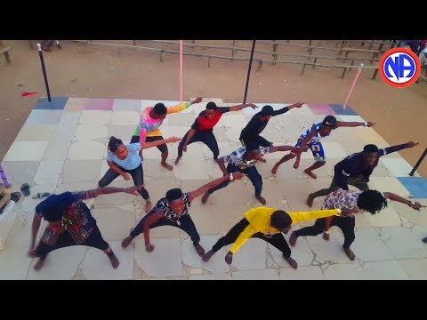 Isa Ayagi Dance With Choreographers @Gidan Gala 2019 New Video