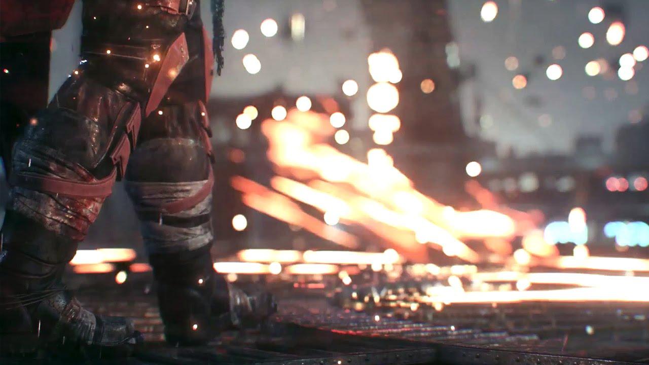 BATMAN ARKHAM KNIGHT – Azrael Teaser Trailer #VideoJuegos #Consolas