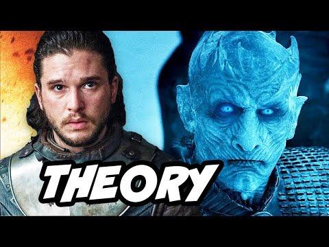 Game Of Thrones Season 7 Night King Endgame Theory