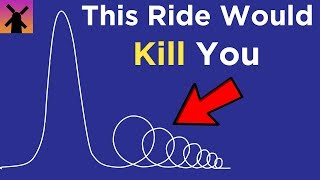 How This Roller Coaster Was Literally Designed to Kill You