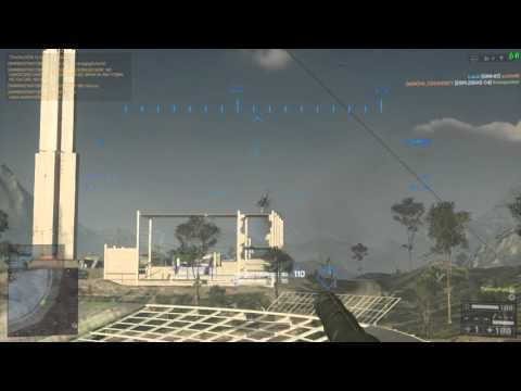 5° mountage BF4 (видео)