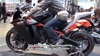10. Tokyo Motorcycle Show 2009 - KTM