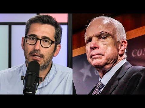 Sam Seder Addresses The Death of John McCain