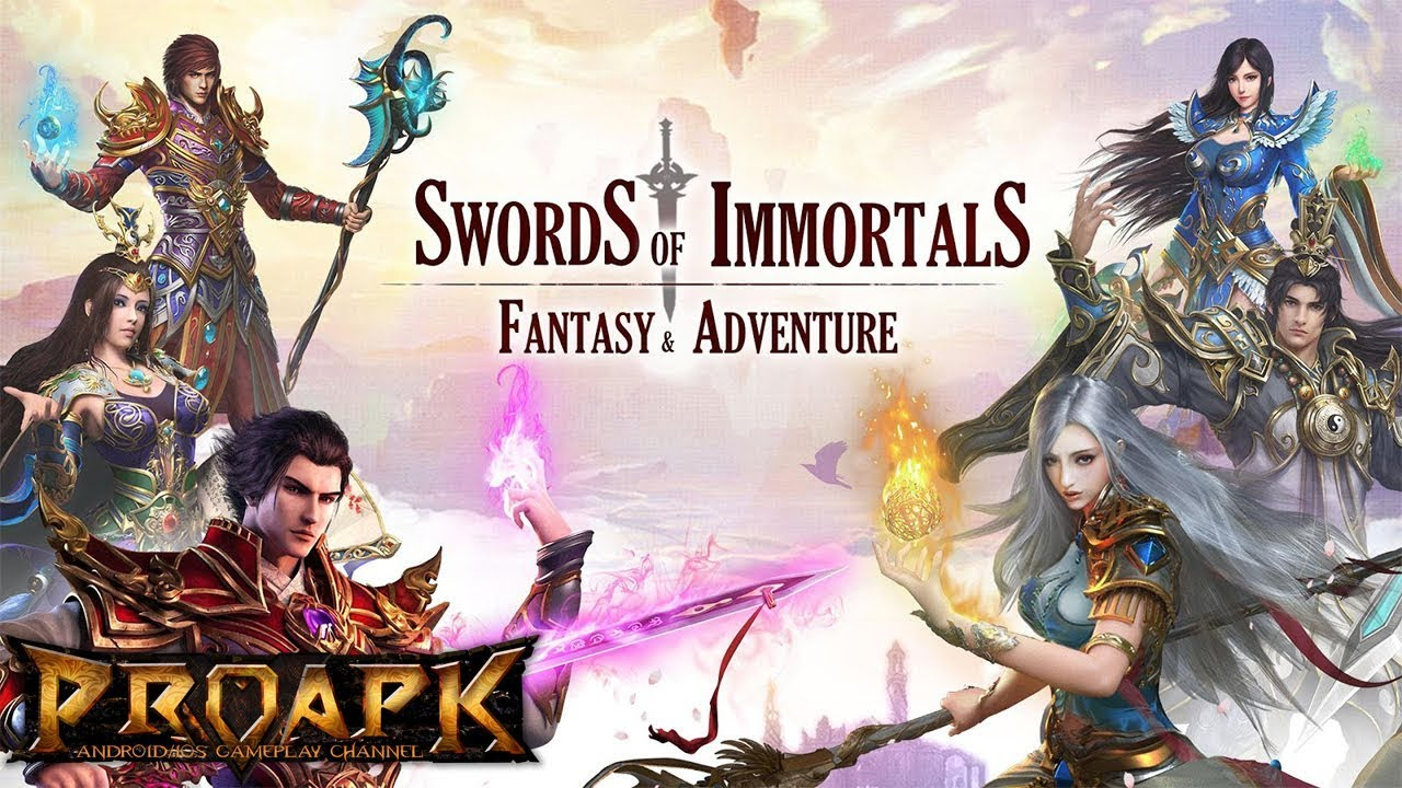 Swords of Immortals
