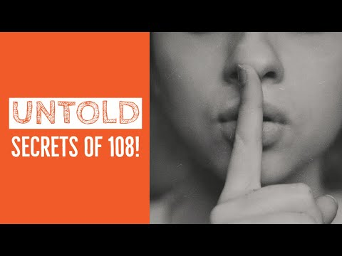 The Untold Secrets of 108 | Why is 108 a special number in Hinduism? (2020 Update)