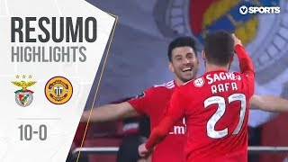 Video Highlights | Resumo: Benfica 10-0 Nacional (Liga 18/19 #21) MP3, 3GP, MP4, WEBM, AVI, FLV Maret 2019