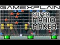Space Invaders in Super Mario Maker