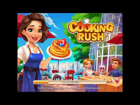 Cooking Rush Android Google Play Game Play Walk Through