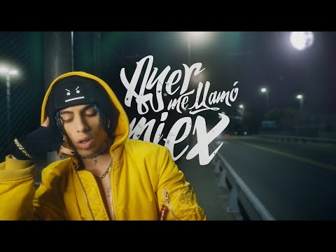 KHEA - Ayer Me LLamó Mi Ex ft. Lenny Santos (Official Video) #AMLME