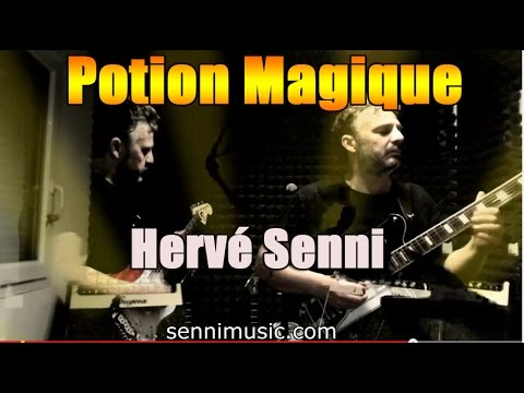 Potion Magique –  Airline Map et custom Strat