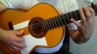 Download Lagu Iniciacion a la Guitarra Flamenca - Seguirillas - 1ª Parte - Toque faceta y rajeo Mp3