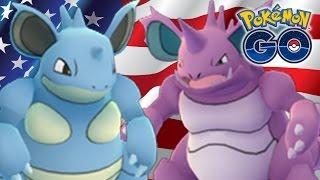 NIDOKING, NIDOQUEEN ! DERNIERES EVOLUTIONS ! - Pokémon Go, pokemon go, pokemon go ios, pokemon go apk