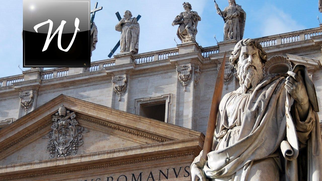 Chrám na místě římského popraviště