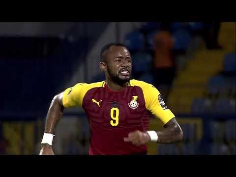 أبرز لحظات مباراة غانا وبنين