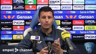 Preview video Manuel Pasqual in conferenza stampa