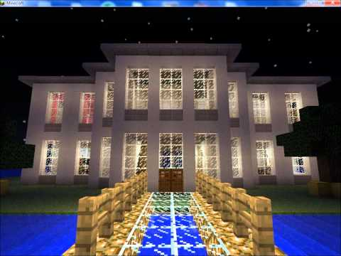 Casa moderna minecraft + DESCARGA / DOWNLOAD