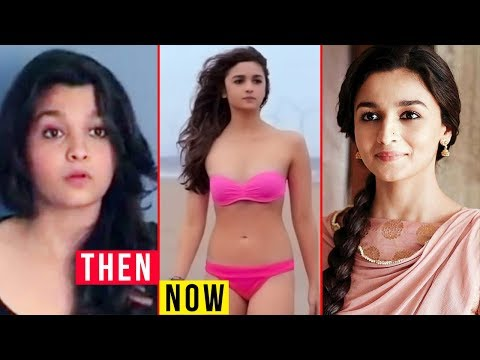 FAT to Fit | Alia Bhatt Body Transformation | Then