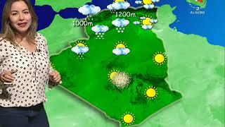 Retrouvez la météo du lundi 20 janvier 2020 de CanalAlgérie