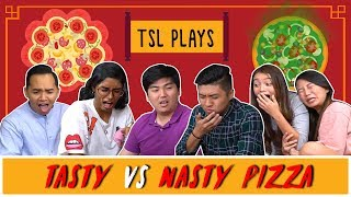 Video TSL Plays: Tasty VS Nasty Pizza (CNY Special) MP3, 3GP, MP4, WEBM, AVI, FLV November 2018