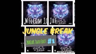 Alvaro & Mercer feat. Lil Jon - Welcome To The Jungle Break (2BREAK Tazu Edit) #1
