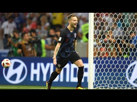 Croatia vs England | All goals 2 - 1 | FIFA World Cup 2018 | Semifinal | Russia