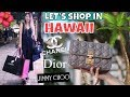 Download Lagu HAWAII LUXURY SHOPPING VLOG - Part 1 | CHANEL, DIOR, Sightseeing & Eating Mp3 Free
