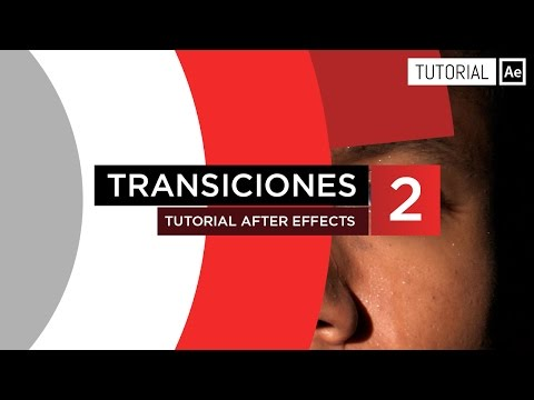Transiciones 2 - Tutorial After Effects
