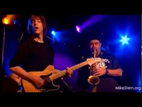 Mike Stern – Ha Ha Hotel (LIVE)