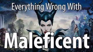 Video Everything Wrong With Maleficent In 13 Minutes Or Less MP3, 3GP, MP4, WEBM, AVI, FLV Oktober 2018