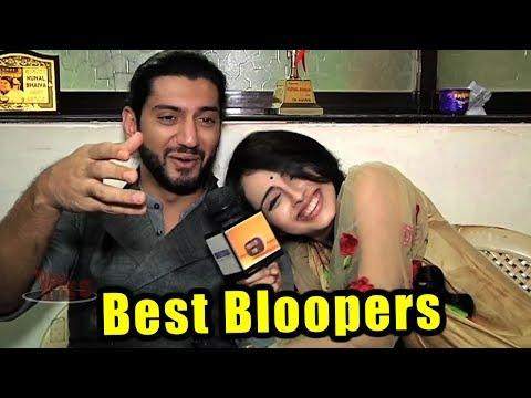 Kunal JaiSingh and Shrenu Parekh BEST Ever Blooper