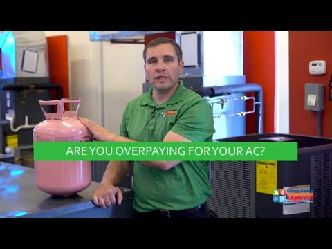 Are You Overpaying to Run Your AC?