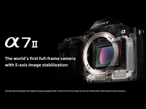 α7 Ⅱ 5-axis SteadyShot INSIDE from Sony: Official Video Release
