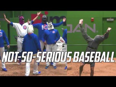 MLB  Not-So-Serious Baseball  Part 2