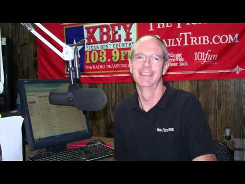 Picayune Wednesday on KBEY 103.9 FM | July 29, 2015