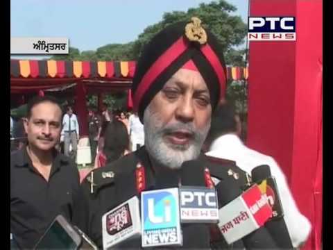 Platinum Jubilee Celebrations of the Mechanized Infantry Regiment of 8th Battalion; Indian Army