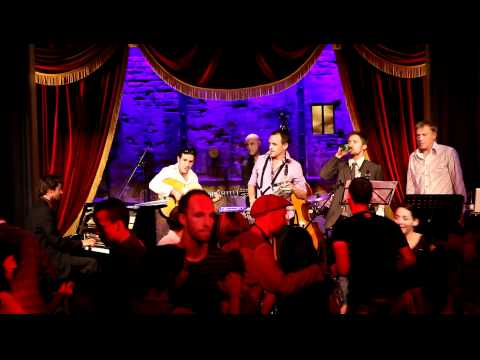 Hot Sugar Band at the Jamel Comedie Club in Paris (First Set only) 4