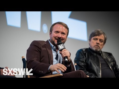The Director and The Jedi Red Carpet and Q&A | SXSW 2018