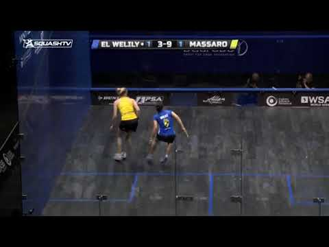 Squash tips: Using the cross court